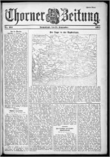 Thorner Zeitung 1901, Nr. 222 Zweites Blatt