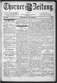 Thorner Zeitung 1901, Nr. 226 Erstes Blatt