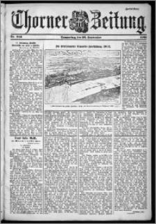 Thorner Zeitung 1901, Nr. 226 Zweites Blatt