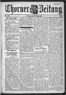 Thorner Zeitung 1901, Nr. 227 Zweites Blatt
