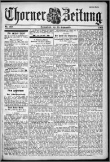 Thorner Zeitung 1901, Nr. 228 Zweites Blatt