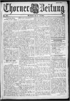 Thorner Zeitung 1901, Nr. 231 Zweites Blatt