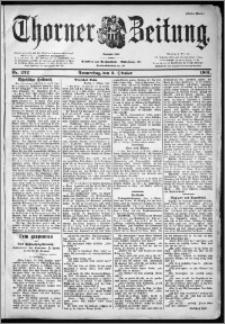 Thorner Zeitung 1901, Nr. 232 Erstes Blatt