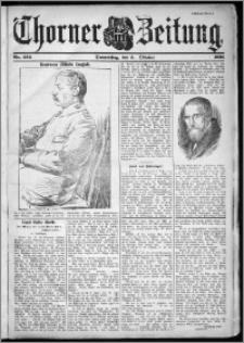 Thorner Zeitung 1901, Nr. 232 Zweites Blatt
