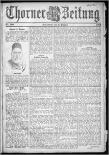 Thorner Zeitung 1901, Nr. 234 Zweites Blatt