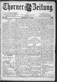 Thorner Zeitung 1901, Nr. 235 Erstes Blatt