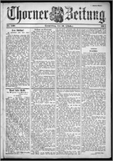 Thorner Zeitung 1901, Nr. 238 Zweites Blatt