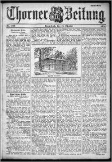 Thorner Zeitung 1901, Nr. 240 Zweites Blatt