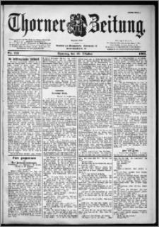 Thorner Zeitung 1901, Nr. 241 Erstes Blatt