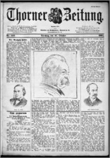 Thorner Zeitung 1901, Nr. 242 Erstes Blatt