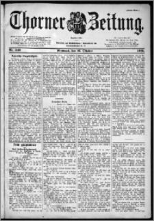 Thorner Zeitung 1901, Nr. 243 Erstes Blatt