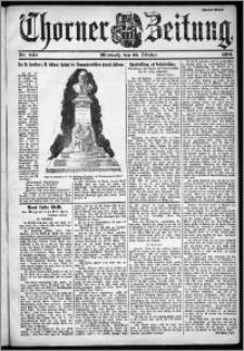 Thorner Zeitung 1901, Nr. 243 Zweites Blatt