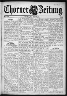 Thorner Zeitung 1901, Nr. 254 Zweites Blatt