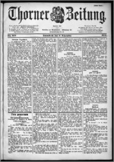 Thorner Zeitung 1901, Nr. 258 Erstes Blatt