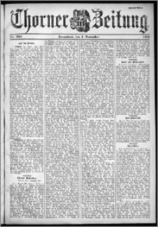 Thorner Zeitung 1901, Nr. 258 Zweites Blatt