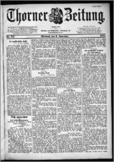 Thorner Zeitung 1901, Nr. 261 Erstes Blatt