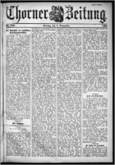 Thorner Zeitung 1901, Nr. 263 Zweites Blatt
