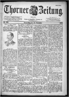 Thorner Zeitung 1901, Nr. 268 Erstes Blatt