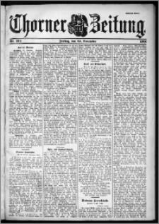 Thorner Zeitung 1901, Nr. 274 Zweites Blatt