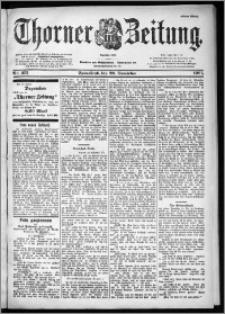 Thorner Zeitung 1901, Nr. 275 Erstes Blatt