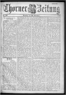 Thorner Zeitung 1901, Nr. 277 Zweites Blatt
