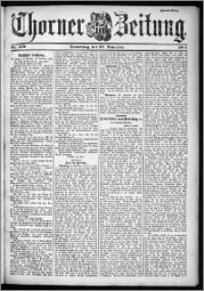 Thorner Zeitung 1901, Nr. 279 Zweites Blatt