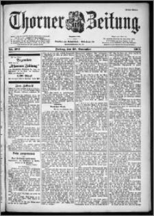 Thorner Zeitung 1901, Nr. 280 Erstes Blatt