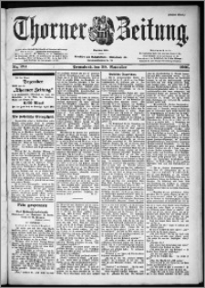 Thorner Zeitung 1901, Nr. 281 Erstes Blatt