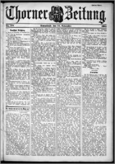 Thorner Zeitung 1901, Nr. 281 Zweites Blatt