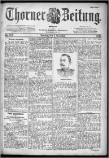 Thorner Zeitung 1901, Nr. 282 Erstes Blatt