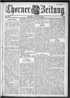 Thorner Zeitung 1901, Nr. 289 Zweites Blatt
