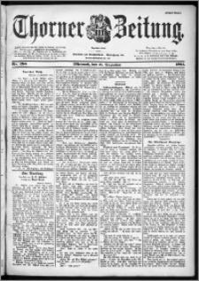 Thorner Zeitung 1901, Nr. 290 Erstes Blatt