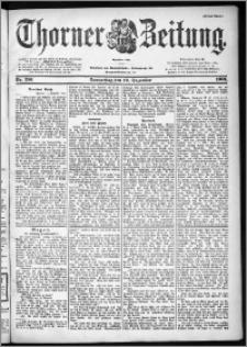 Thorner Zeitung 1901, Nr. 291 Erstes Blatt