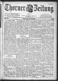 Thorner Zeitung 1901, Nr. 292 Erstes Blatt