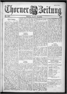 Thorner Zeitung 1901, Nr. 294 Zweites Blatt