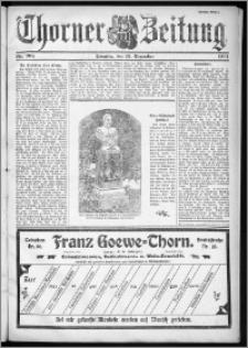 Thorner Zeitung 1901, Nr. 294 Drittes Blatt