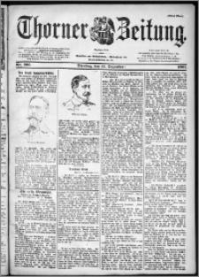 Thorner Zeitung 1901, Nr. 295 Erstes Blatt