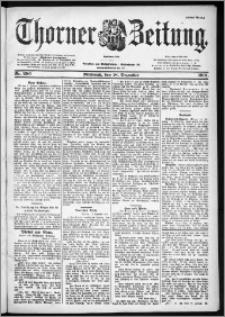 Thorner Zeitung 1901, Nr. 296 Erstes Blatt