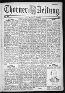 Thorner Zeitung 1901, Nr. 300 Zweites Blatt