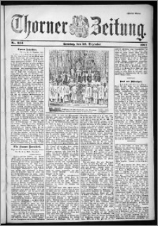 Thorner Zeitung 1901, Nr. 304 Zweites Blatt