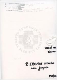 Kieromin Monika