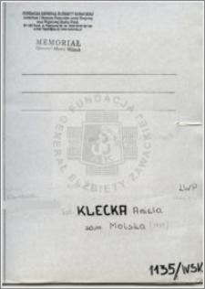 Klecka Aniela