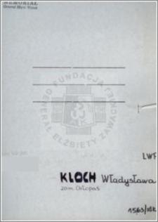 Kloch Władysława