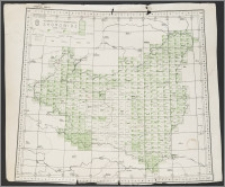 Skorowidz : mapa 1:100 000, mapa 1:25 000, mapa 1:300 000