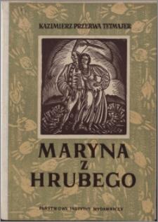 Maryna z Hrubego