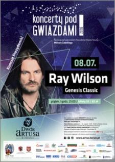 Koncerty pod Gwiazdami 2016 : Ray Wilson : 08.07