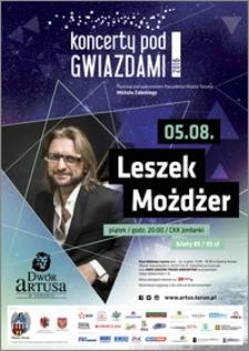 Koncerty pod Gwiazdami 2016 : Leszek Możdżer : 05.08