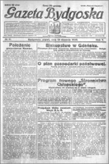 Gazeta Bydgoska 1926.01.15 R.5 nr 11