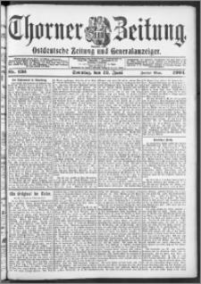 Thorner Zeitung 1904, Nr. 136 Zweites Blatt