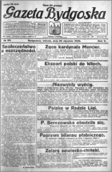 Gazeta Bydgoska 1926.01.26 R.5 nr 20